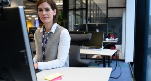 Ny koronasmittet hos NRK Vestland i Førde