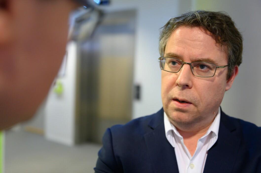 Nyhetsredaktør Frode Hansen bekrefter at Dagbladet er klaget inn til PFU. Han mener de ikke har brutt god presseskikk.