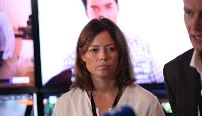 TV 2s kommunikasjonsdirektør Sarah Willand.