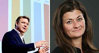 P4-sjefen og NRKs radiosjef reagerer på radiotall-oppslag: – Skaper et feilaktig inntrykk