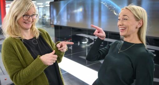 TV 2 skal ettergå mediene i nytt TV-program. Heller ikke Karianne Solbrække går fri fra programleder Linn Wiik