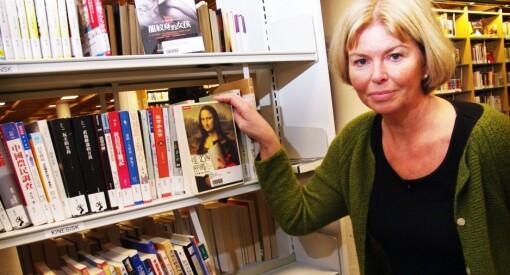 Bibliotekar Anne opplevde en mediestorm uten sidestykke etter hun nektet å bøye av for kinesisk sensur