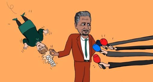 Abid Raja blir den fjerde medieministeren på seks og et halvt år. Nå er det på tide å levere varene