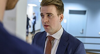 Mathias Fischer får kritikk for «PR til politikk»-overgang: – Forstår reaksjonane