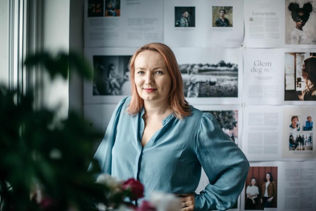 Ida Eliassen-Coker.