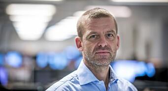 Cornelius Poppe blir fungerende fotosjef i nyhetsbyrået NTB
