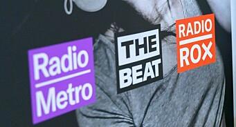 Tre lokalradioer får redusert boten for å ha sendt Radio Metro: – Relativt fornøyd