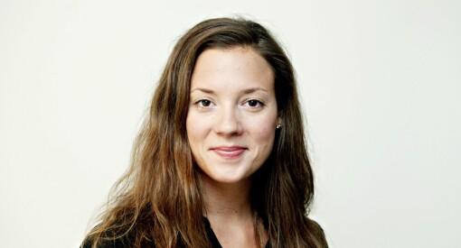 Kaja Hoff (32) ansatt som ny reportasjeleder hos Dagbladet Pluss