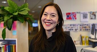 Sun Heidi Sæbø har fått redaktørjobben i Morgenbladet