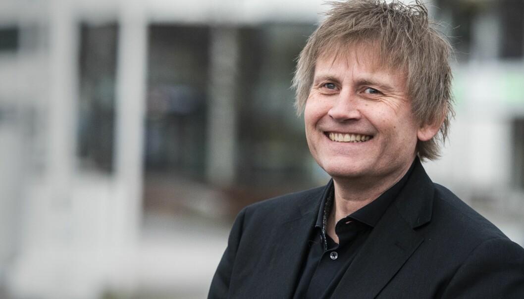 Fridtjof Borø Nygaard.