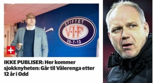 Her gjekk det gale for Telemarksavisa: – Ærleg feil