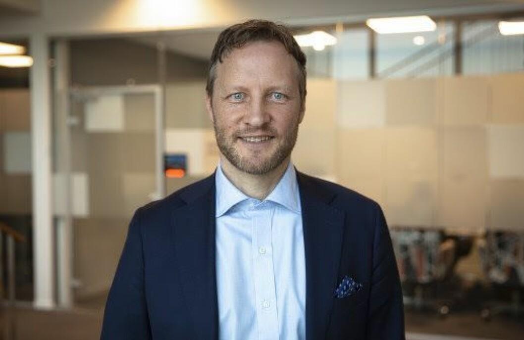 - Posten representerer kritisk infrastruktur i det norske samfunnet, sier Kenneth Tjønndal Pettersen