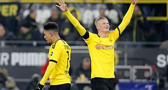 Kun TV 2 får intervjue fotballkometen Erling Braut Haaland i forbindelse med neste landskamp