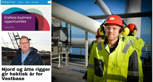 Petro.no blir Energi24: – Men å kutta olje-annonsørar ville vore sjølvmord