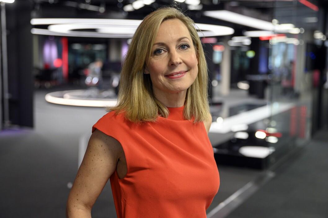 Cathrine Graff skal lede «Bare business» på TV 2 Nyhetskanalen hver fredag.