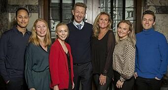 Kampanje ansetter Ragnhild Aarø Njie og Jacob Andersen