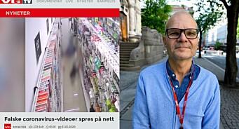 VGTV publiserte viralvideo av kvinne som døyr av hjartestans – utan å anonymisera