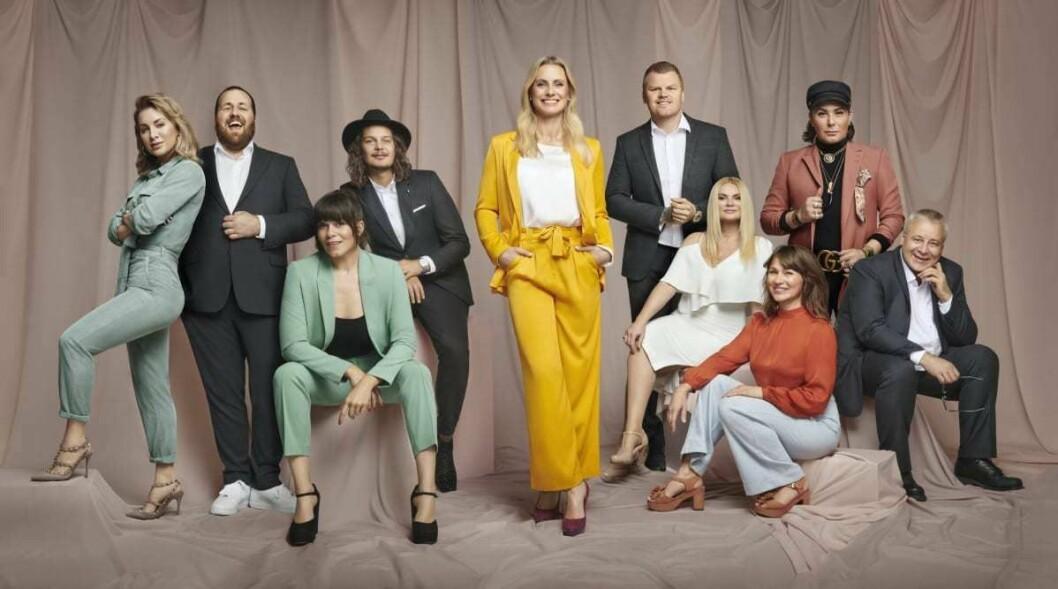 TV3-programmet «I lomma på Silje», med programleiar og DNB-økonom Silje Sandmæl i midten.