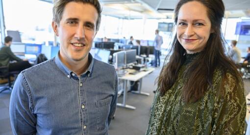 Nå satser Dagens Næringsliv mer på breaking news: –Vi har det beste bullshit-filteret
