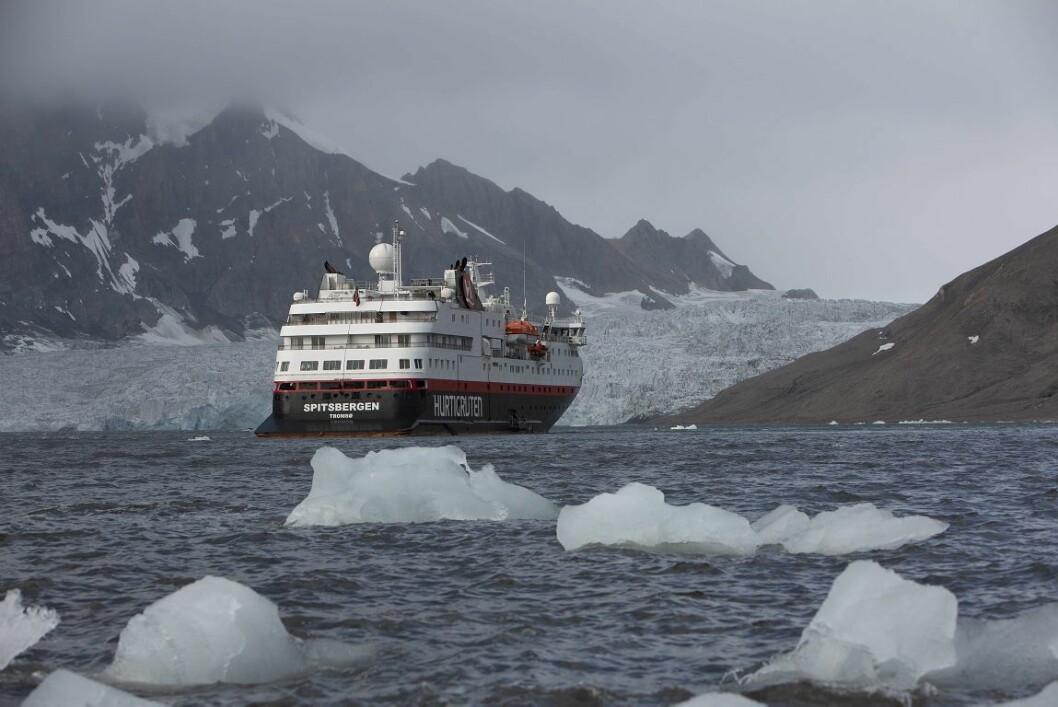 Svalbard minutt for minutt.