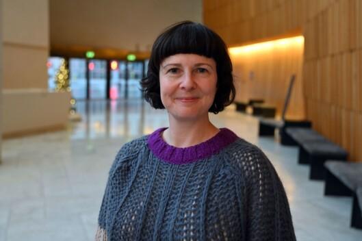NRK P3 sin radiosjef, Ida Jevne.