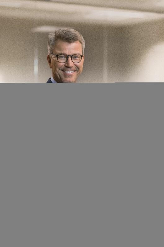 President og administrerende direktør Anders Jensen i NENT.