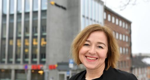 Hun blir Hamar Arbeiderblads første kvinnelige sjefredaktør