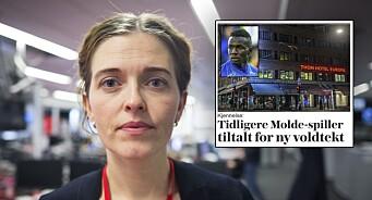 VG snur: Derfor identifiserer de den tidligere Molde-spilleren som er tiltalt for voldtekt
