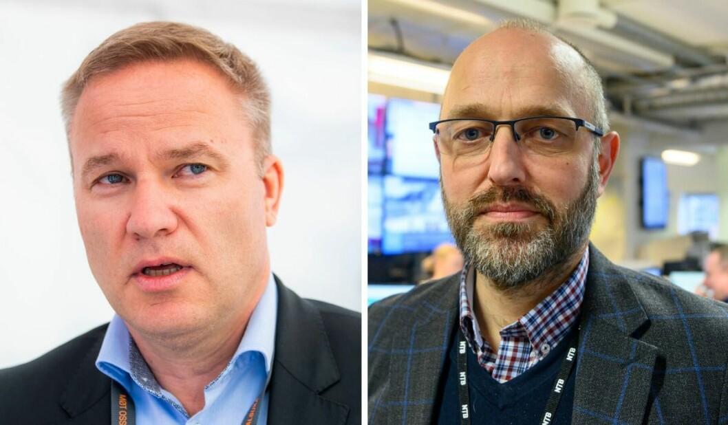 NTB-sjef Mads Yngve Storvik mener Norsk Redaktørforening burde slippe Resetts Helge Lurås inn i «det gode selskap».