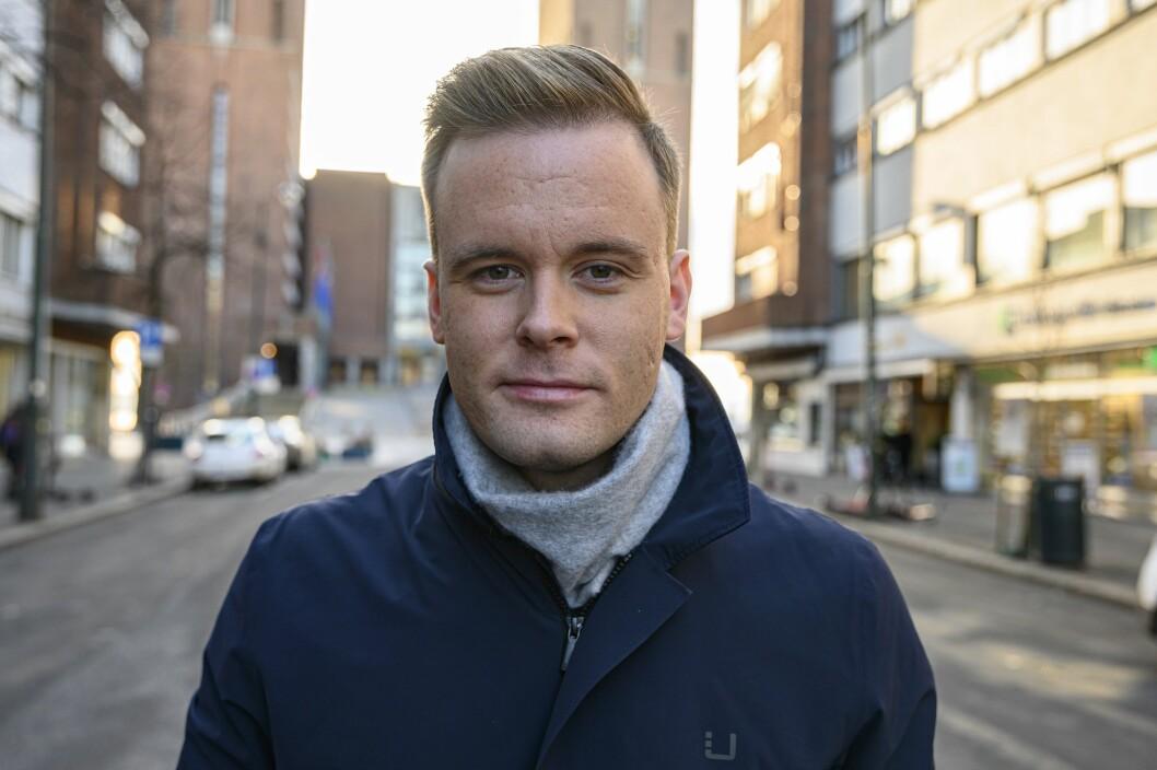 Cato Husabø Fossen forlater journalistikken og trer inn på Stortinget.