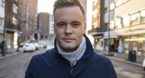 NRK-profil Cato Husabø Fossen med sjokkovergang - blir pressesjef i Høyre
