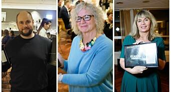 Journalistpriser til TV Haugaland, Sunnhordland og Haugesunds Avis