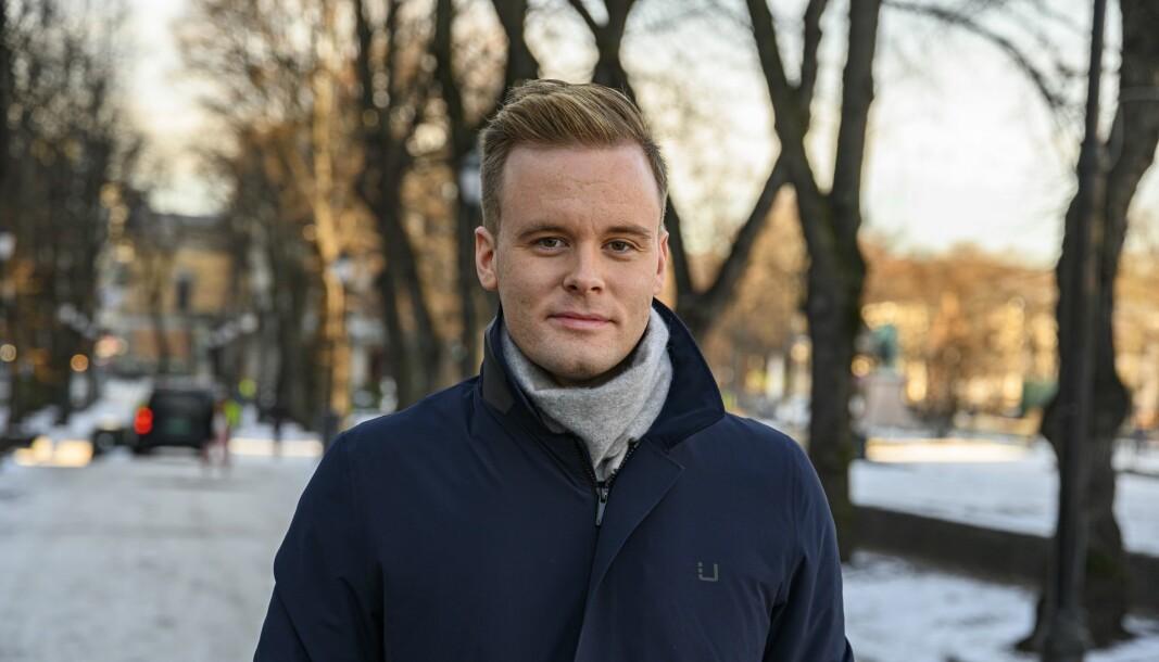 Cato Husabø Fossen.