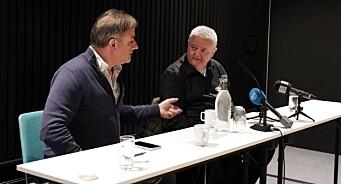 Frode Berg får PR-rekning på nærare 300.000 kroner: Må betala sjølv