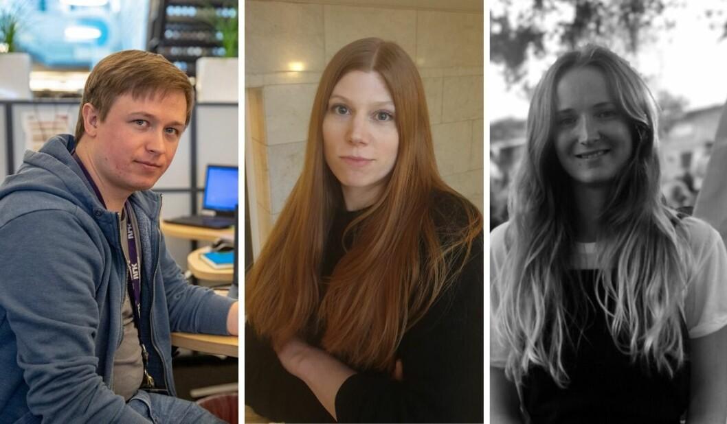 Øyvind Bye Skille, Eva Akerbæk og Eline Helledal begynner i Faktisk.no.
