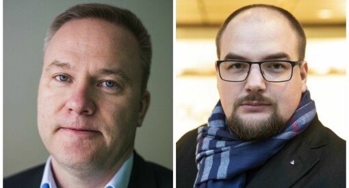 Nok en gang slapp ikke aktivisten Helge Lurås inn i det gode selskap. Det skulle bare mangle