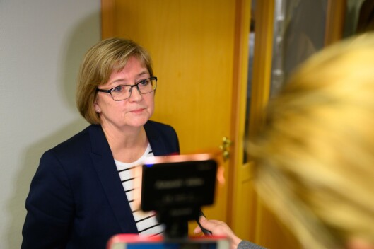 Styreleiar Hanna Relling Berg i Norsk Redaktørforening (NR).