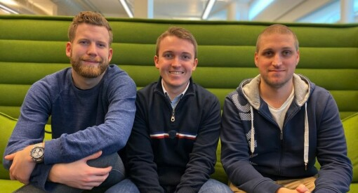 Nationen ansetter Henrik Østensen Heldahl, Bendik Mørk Jørgensen og Sigurd Lein Hernes