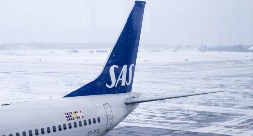 SAS fikk kraftig kritikk av ny reklamefilm - nå er den fjernet