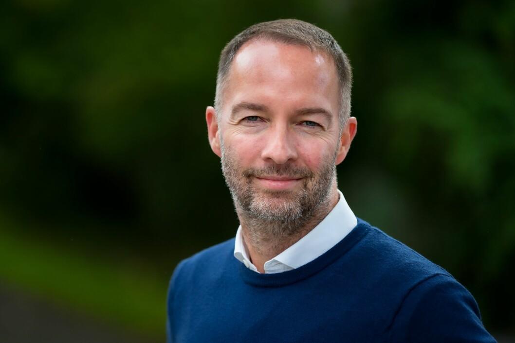 Geir Are Jensen startet arbeidet med Bodø Nu i 2001.