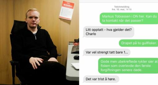 VGs Markus Tobiassen: – Taktikkeri er oppskrytt. Det beste er som regel å gå rett på sak, som her