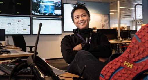 NRKs Nareas Sae-Khow: – Jeg får litt avsmak av kolleger som skal være så jævla bedrevitende