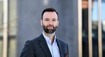 Han tar over som konsernsjef i Hamar Media etter en turbulent tid: – Jeg er opptatt av å se framover