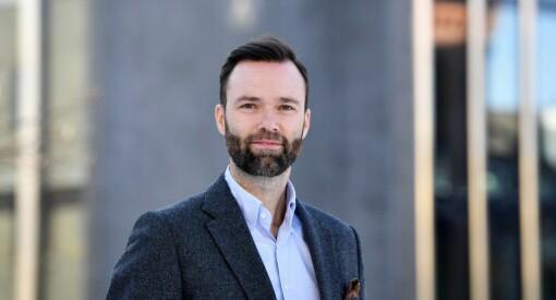 Magne Nordgård (42) blir ny konsernsjef i Hamar Media