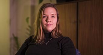 Journalistens Kristine Lindebø: – Heller best enn først