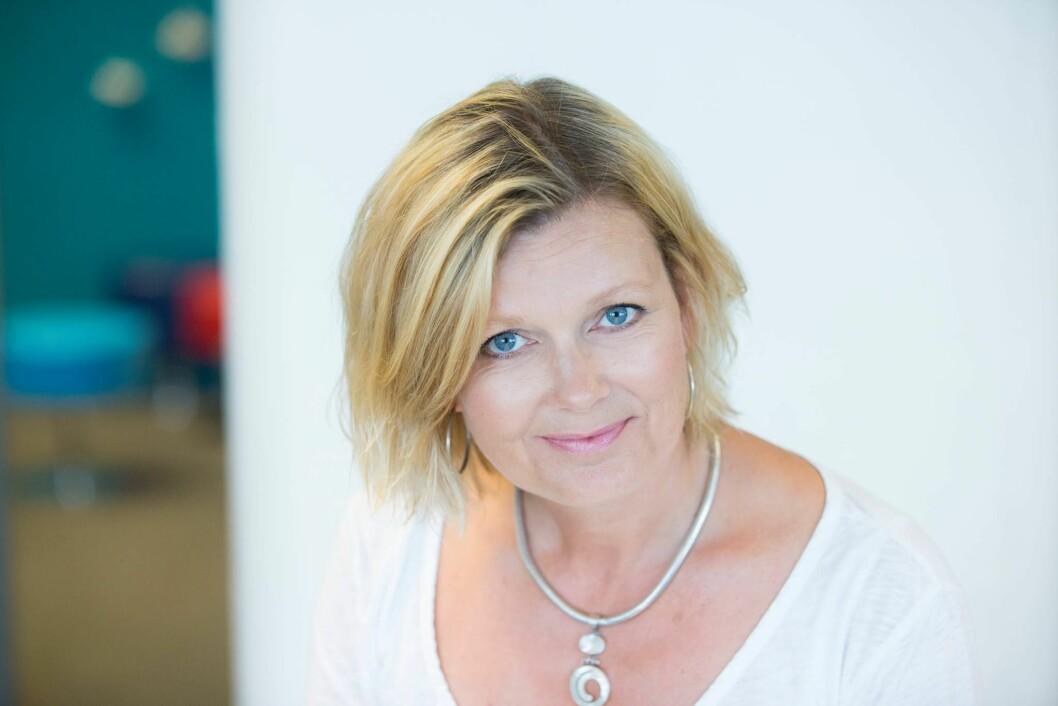 NTB-journalist Bibiana Dahle Piene.