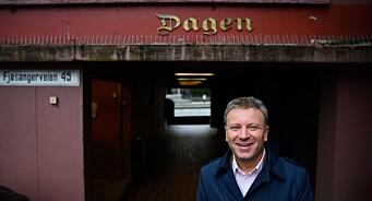 Dagen-redaktør Vebjørn Selbekk: – Eg likar å provosera
