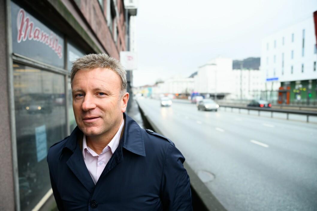 Sjefredaktør Vebjørn Selbekk i den kristne dagsavisa Dagen.