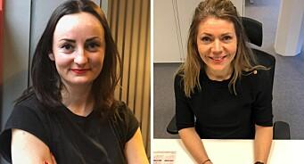 NRK Telemark styrker laget: Ansetter Sara Rydland Nærum og Vigdis Hella