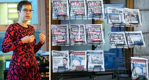 Porten.no, Rana No og Medier24 får pressestøtte - nytt avslag til Dagbladet Pluss